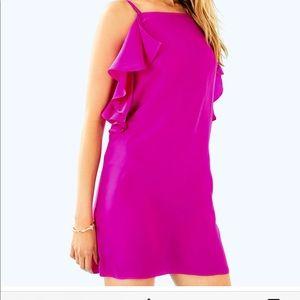 Lily Pulitzer Kara Silk Dress. Size S